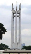 Quezon Memorial in Quezon City
